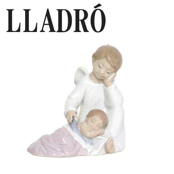リヤドロ 天使 リアドロ 置物 守ってあげるよ(女の子)LLADRO 8549 ギフト・のし可