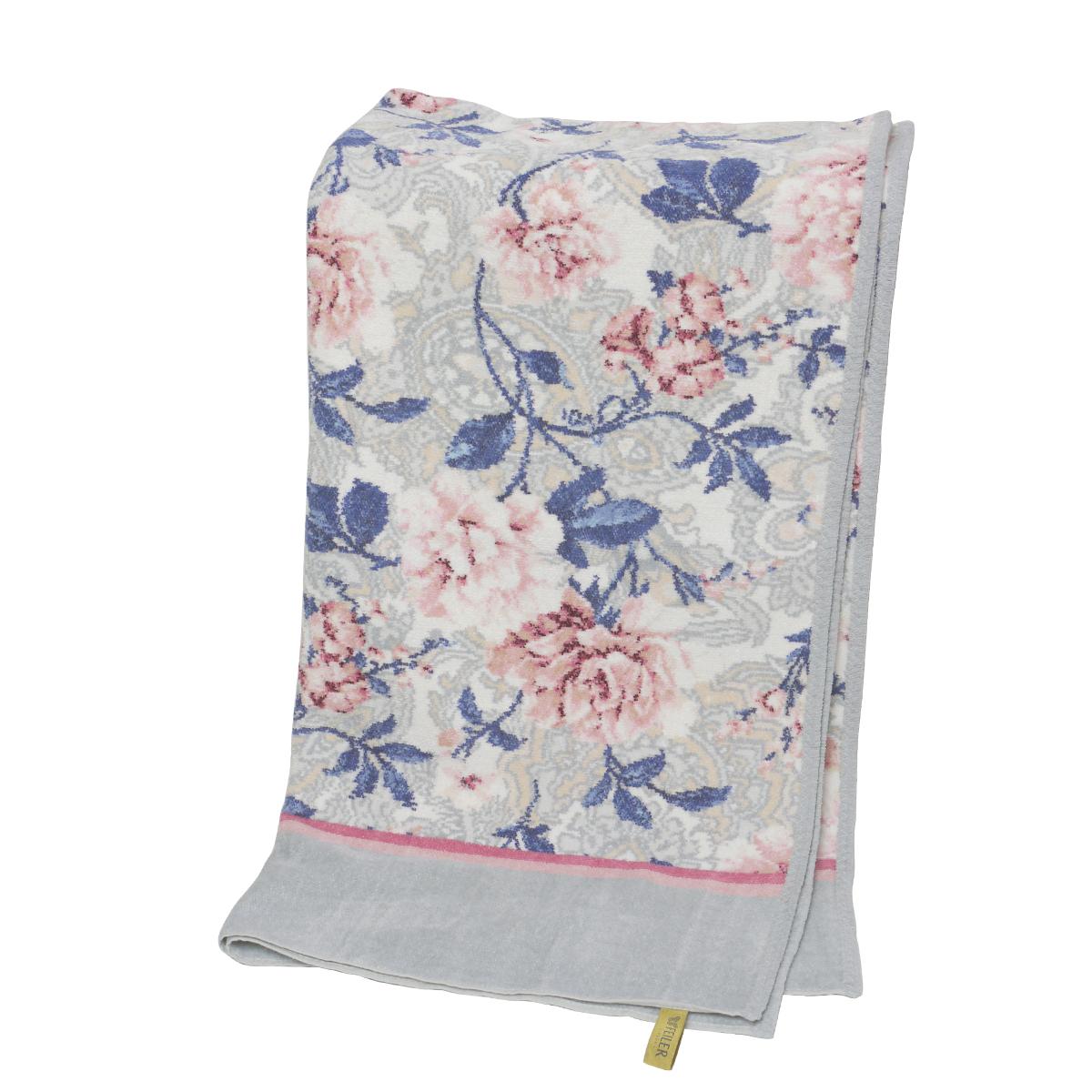 【Max1,000円OFFクーポン】フェイラー バスタオル FEILER スカーレット・パウダーピンク 75x150cm FEILER Chenille Bath Towel ギフト・のし可