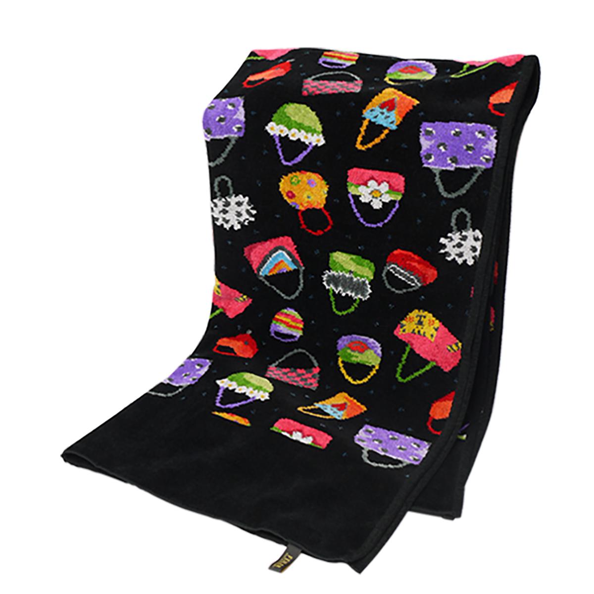 フェイラー バスタオル FEILER クレイジーバッグ 75x150cm FEILER Chenille Bath Towel Crazy bags ギフト雑貨 ギフト・のし可