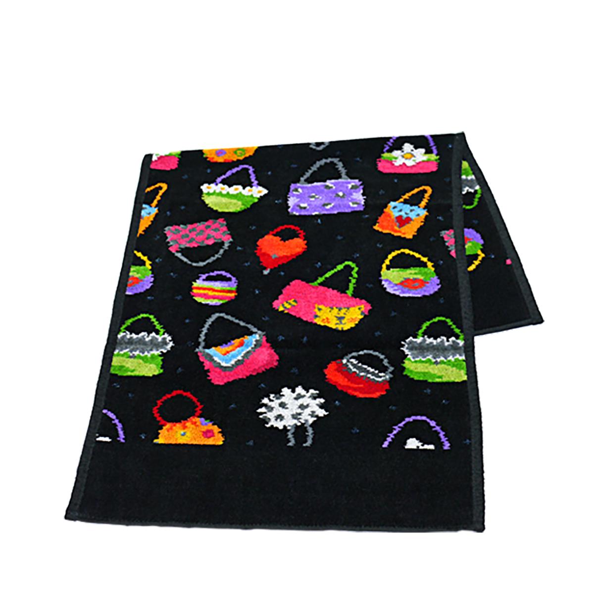 フェイラー 人気柄 プレゼント贈り物に大人気FEILER ギフト包装無料 ポイント3倍 9 10 ハンドタオル 37cm×80cm ギフト Crazy Towel 安い Chenille Bags クレイジーバッグ のし可 Guest 特価 FEILER
