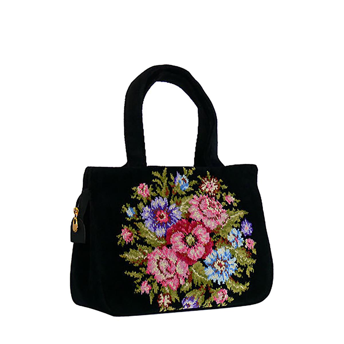 【5%offクーポン】フェイラー バッグ TA1 ビエンナ FEILER 花柄 トートバッグ Vienna Bag (ショルダーバッグにも)ハンドバッグ プレゼントに レディース ギフト・のし可