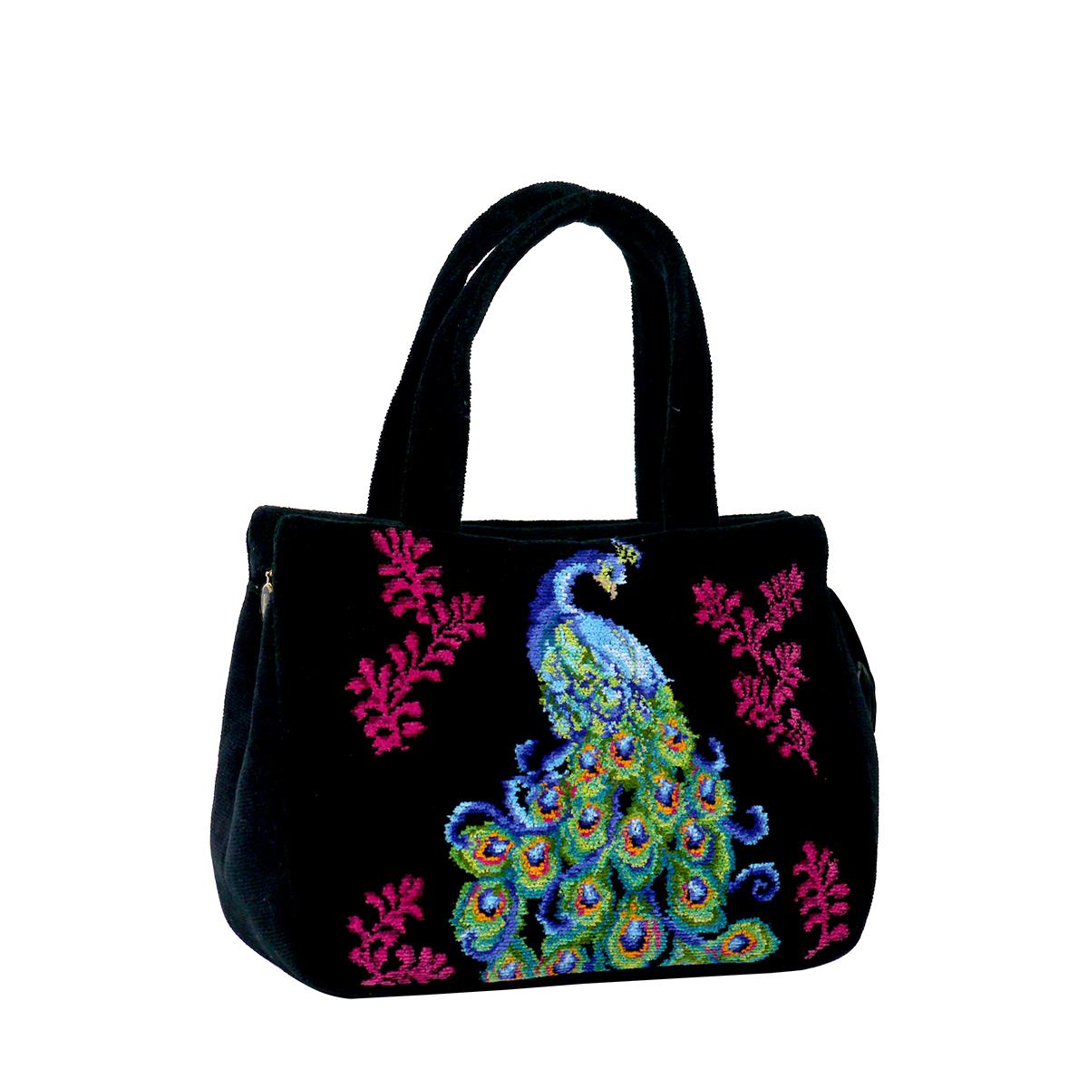 【Max1,000円OFFクーポン】フェイラー バッグ TA1 ピーコック ショルダーバッグ にも)Peacock Black レディス FEILER ギフト・のし可