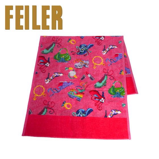フェイラースポーツタオル ブランド 小さめバスタオル替わりに コサスロカス ピンク Cosas Locas Pink FEILER ギフト・のし可