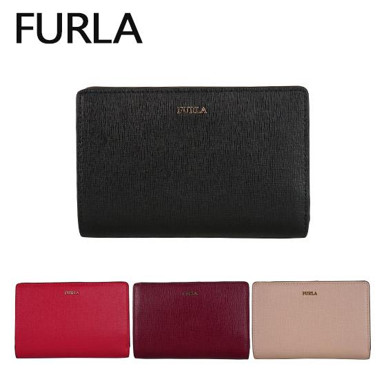 フルラ バビロン 二つ折り財布 BABYLON M BI-FOLD PCJ1 B30 選べるカラー ギフト・のし可