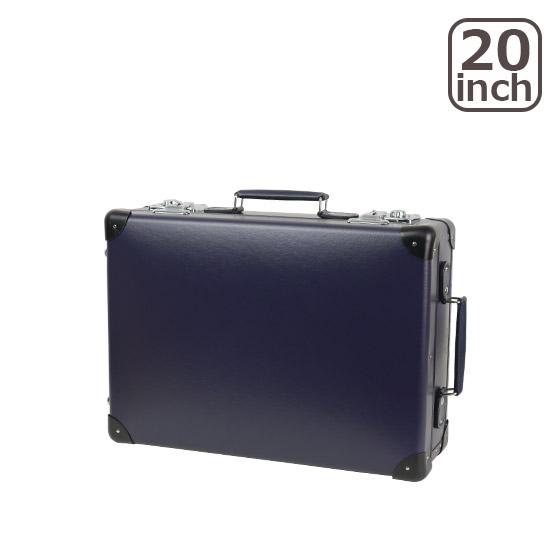 グローブトロッター オリジナル 20インチ TROLLEY CASE スーツケース2輪 NAVY & BLACK