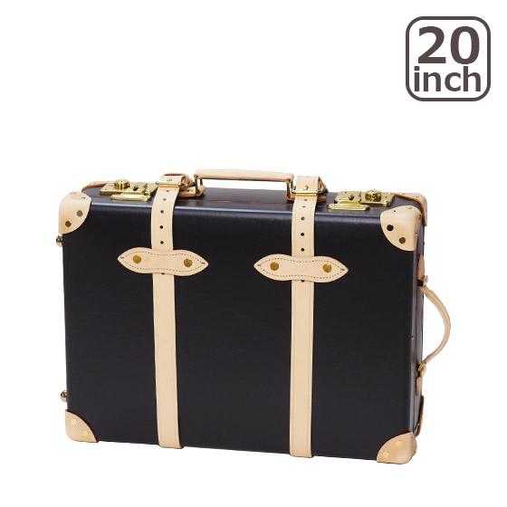 グローブトロッター サファリ 20インチ TROLLEY CASE スーツケース2輪 COFFEE BROWN & NATURAL 北海道・沖縄は別途962円加算