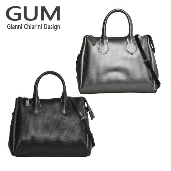 ジャンニキャリーニ 2WAY ショルダーハンドバッグ GUM Gianni Chiarini Design BS 1740T/18AI GUM KNIT 選べるカラー 北海道・沖縄は別途945円加算