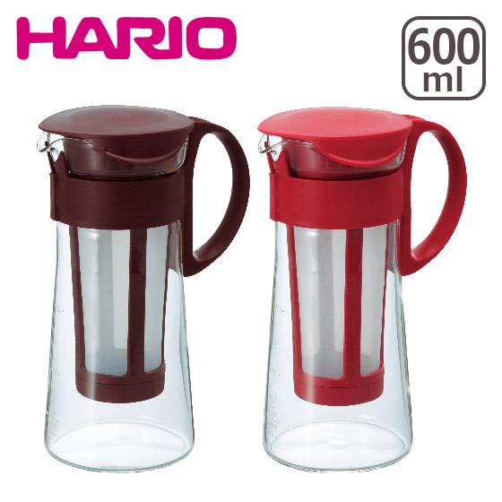 サービス hario ハリオ オシャレ 簡単にアイスコーヒーを HARIO Max1 水出し珈琲ポットミニ 全品最安値に挑戦 000円OFFクーポン