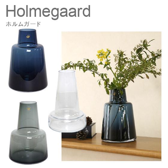 ホルムガード フローラ フラワーベース ガラス花瓶 北欧 花器 H24 選べるデザイン Holmegaard ギフト・のし可 北海道・沖縄は別途962円加算