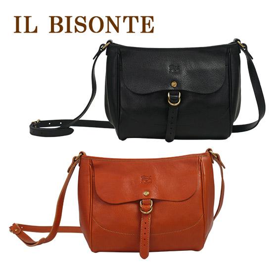 IL BISONTE イルビゾンテ A2397 ショルダーバッグ 選べるカラー ななめ掛け 肩掛け レディース