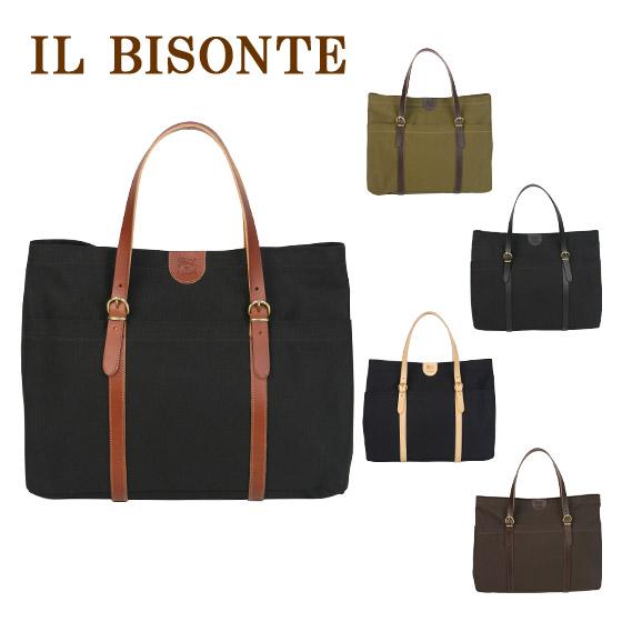 イルビゾンテ トートバッグ L0832 選べるカラー レディース メンズ IL BISONTE