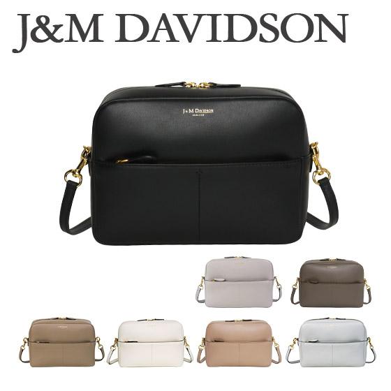 J&M DAVIDSON (ジェイアンドエムデヴィッドソン)ショルダーバッグ GABBY(ギャビー) 1485 7314 選べるカラー