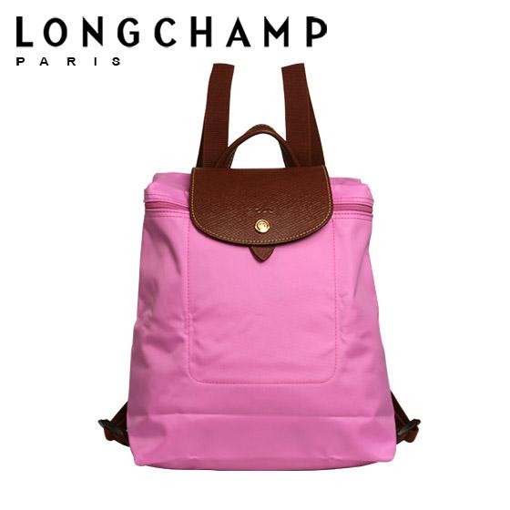 LONGCHAMP ロンシャン ル・プリアージュ リュック 1699 Rose / Pink(ローズ / ピンク) ギフト・のし可