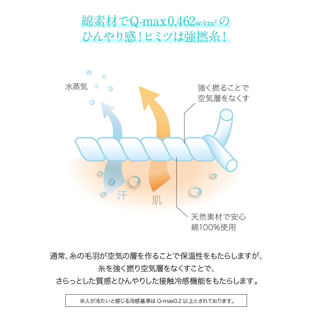 mofua cool ドライコットン 涼感リバーシブル肌掛けケット 抗菌防臭機能 D ダブル ナイスデイ 沖縄配送不可USVMjLqzpG
