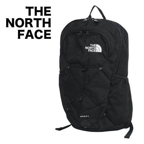 ノースフェイス リュック THE NORTH FACE RODEY ロディ デイパック BLACK メンズ レディース