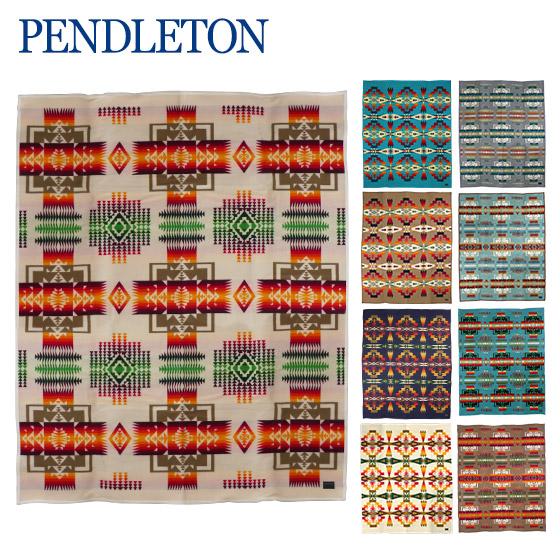 ペンドルトン ブランケット 毛布 ウール&コットン ZD411 ローブ/ツイン Pendleton Chief Joseph 選べるカラー