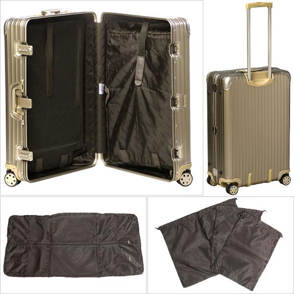 RIMOWA 리 모와 TSA 자물쇠 945.63 황 옥 티타늄 4 륜 멀티 휠 가방 [※ 홋카이도 ・ 오키나와는 별도로 540 엔 듭니다. ]