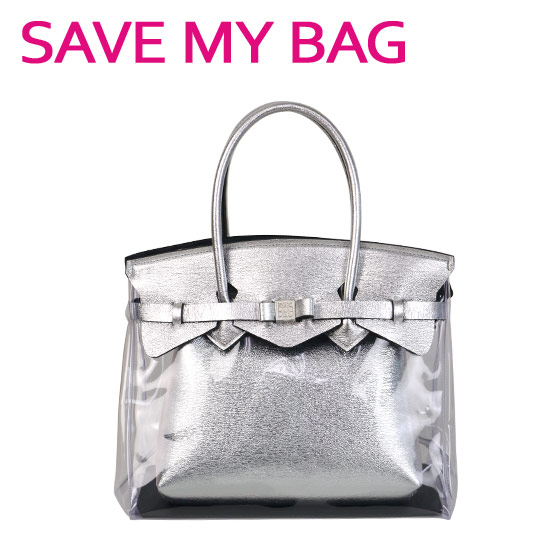 軽量 旅行にピッタリ セーブマイバッグ Max1 定価の67%OFF 000円OFFクーポン 訳あり SAVE MY BAG 数量限定アウトレット最安価格 AQUA ミス PVC 20204N-PV-TU MISS ハンドバッグ プラス PLUS