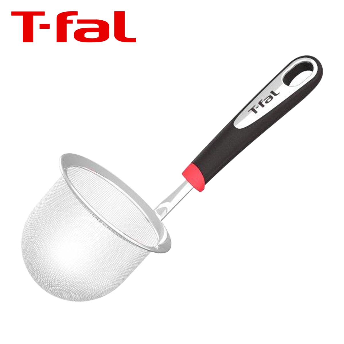 ティファール キッチンツール 特別セール品 調理器具 売り出し T-fal みそ濾し ディープメッシュスキマー K21350 インジニオ