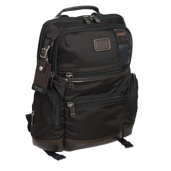Daily 3 Tumi トゥミ 222681 Alpha Bravo Knox Backpack Hickory Black Brown Hokkaido Okinawa Is The 945 Yen Addition Separately Rakuten