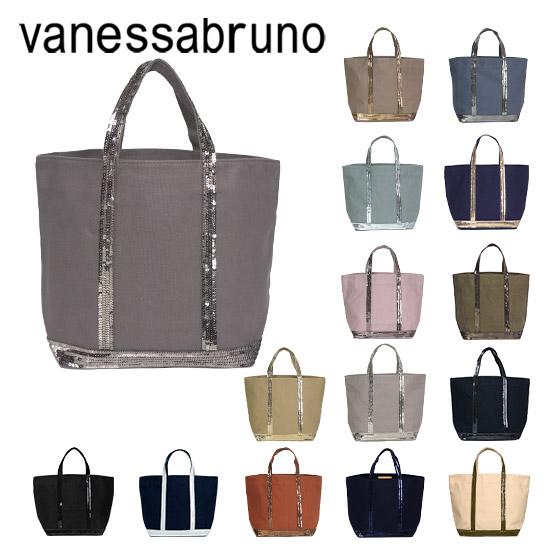 Vanessa Bruno ヴァネッサブリューノ トート バッグ M V40413 選べるカラー レディース キャンバス