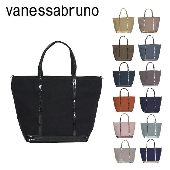 Vanessa Bruno ヴァネッサブリューノ キャンバストートS 選べるカラー