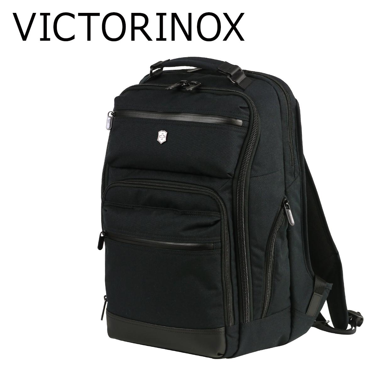 ビクトリノックス(VICTORINOX) バックパック 602836 アーキテクチャー アーバン ラート BLACK ヴィクトリノックス