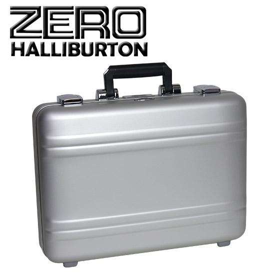 ゼロハリバートン CP4-SI アルミニウム アタッシュケース/スーツケース シルバー 北海道・沖縄は別途540円加算