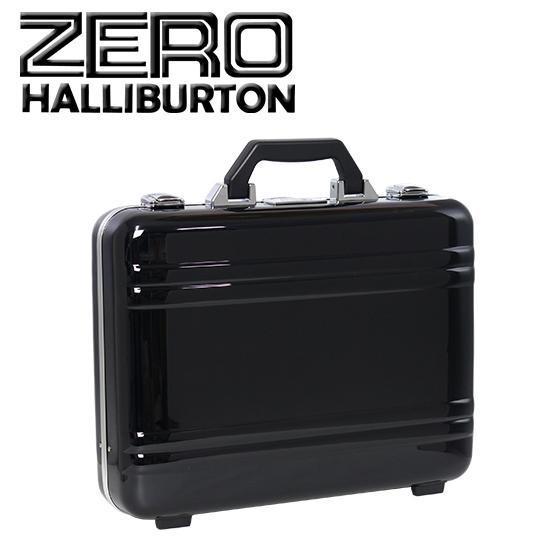 ゼロハリバートン アタッシュケース/スーツケース ポリカーボネート CLASSIC POLYCARBONATE 2.0 ATTACHE Large Framed ブラック 北海道・沖縄は別途945円加算