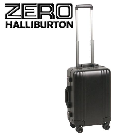 ゼロハリバートン クラシック アルミニウム 2.0 スーツケース/ビジネスケース ブラック Carry-On 4-Wheel Spinner Travel Case 4輪 機内持ち込み 北海道・沖縄は別途945円加算
