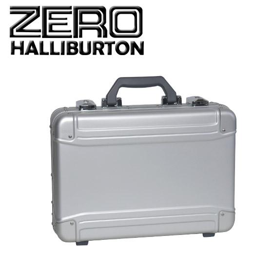 ゼロハリバートン GEO 3.0 アルミニウム アタッシュケース/スーツケース Small Attache シルバー 北海道・沖縄は別途540円加算