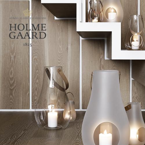 【ランタン】ホルムガード(HOLME GAARD)DESIGN WITH LIGHT JAR LANTERAN クリアLサイズ H29cm(ガラス・容器・キャンドル・北欧・インテリア・おしゃれ)