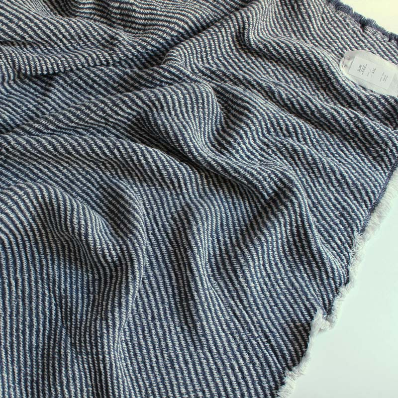 今治タオル コンテックス スロー&ブランケットImabari Towel Kontex Throw & Blanketサーフ Surf ネイビー
