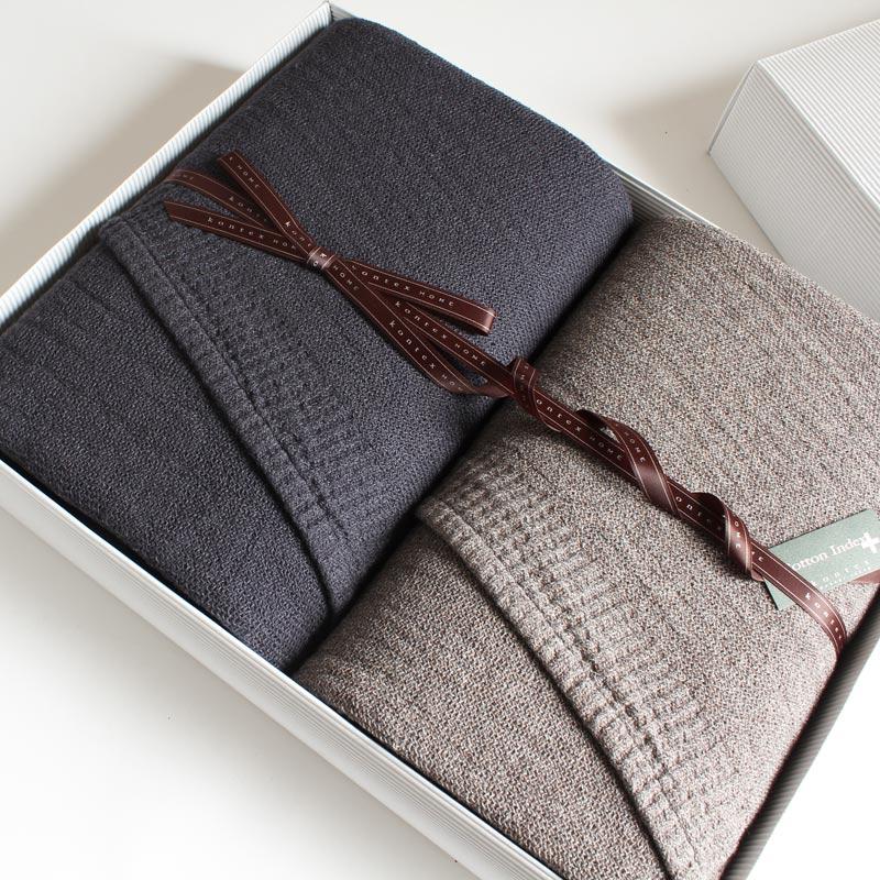 今治タオル ギフトセット コンテックス ラーナimabari towel giftsetKontex Lana XL size 2枚ギフト包装無料 のし無料 ギフト プレゼント【楽ギフ_包装選択】【楽ギフ_のし】