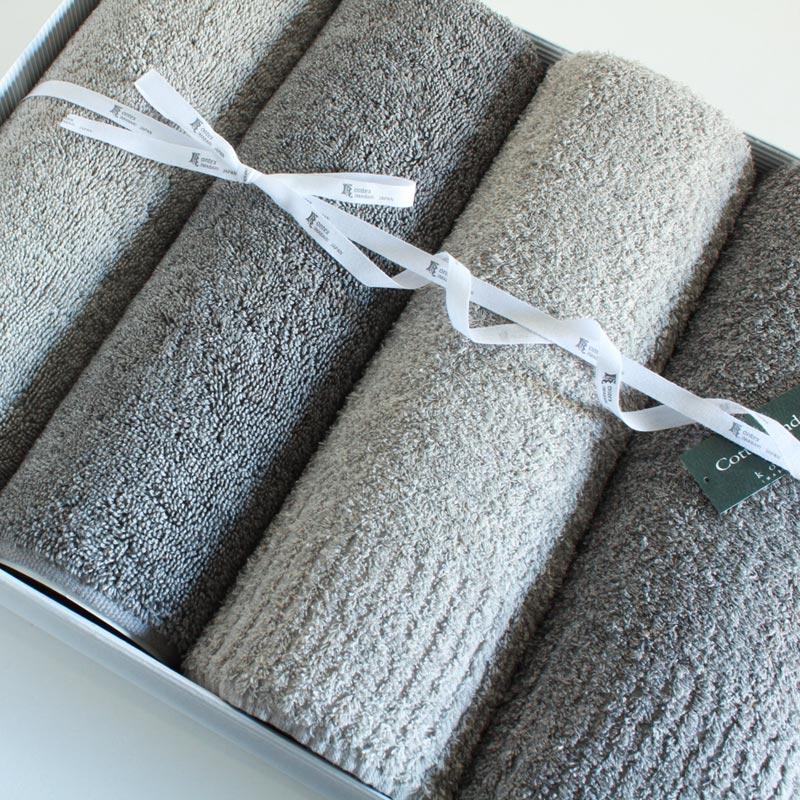 今治タオル コンテックス ヴィータ ギフトセットImabari Towel Kontex Vita GiftSetバスマット2枚xバスタオル2枚ギフトラッピング無料 のし無料