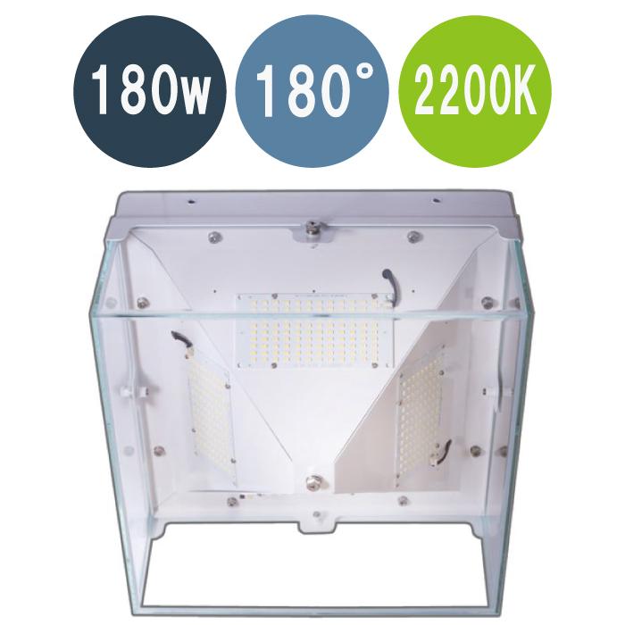 LEDキャノピーライト 定価 モデル名:FT-CP180-2200K 再販ご予約限定送料無料