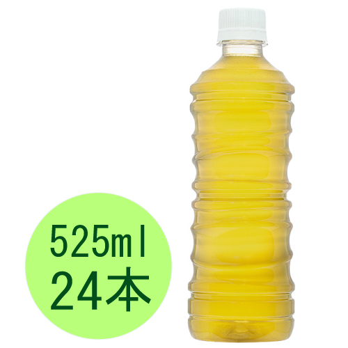 販売限定でラベルレスのボトルが新登場します 綾鷹 525mlPET×24本 推奨 ラベルレス 定番キャンバス
