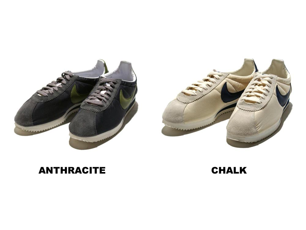 J.CREW×NIKE 제. 대원 × 나이키 Vintage Collection Cortez sneakers 빈티지 컬렉션 コルテッツ 스 니 커 즈