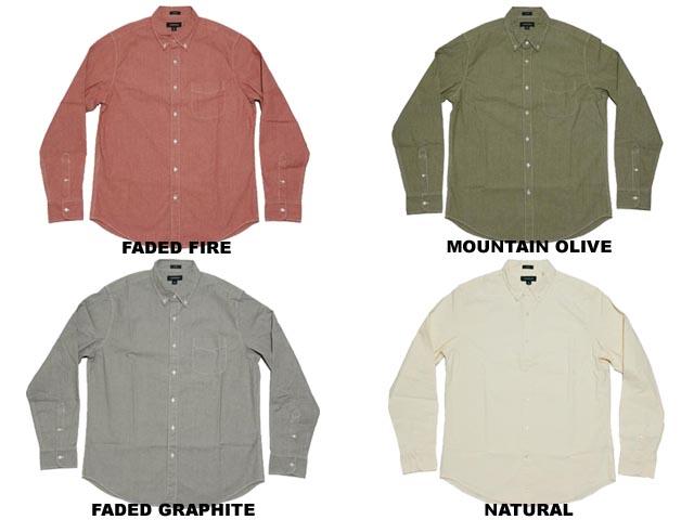 J.CREW ジェイクルー Stretch colored chambray shirt ストレッチカラー シャンブレーシャツ