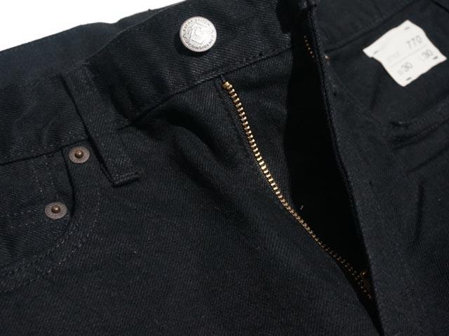 J.CREW 제이. 대원 770 jean in Barnet black wash 770 청바지 인 버넷 블랙 ウオッシュ (BLACK RESIN)
