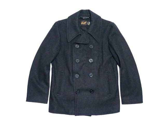dce842ba5 GLOVERALL gloverall CONTEMPORARY REEFER COAT contemporaries reefer coat  (CHARCOAL)