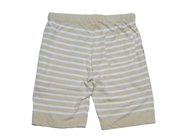 Arpenteur 彭特短高岭土高岭土短裤 (白色本色)