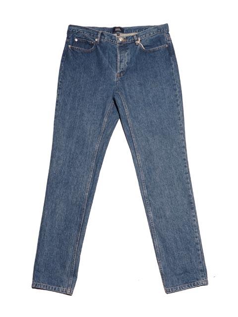 【送料無料!!】A.P.C. アーペーセー Standard Jeans スタンダード ジーンズ(INDIGO DELAVE)
