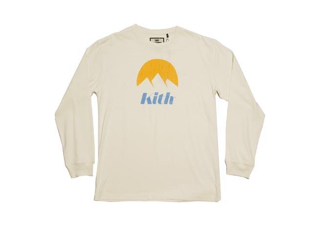 【送料無料!!】KITH キス Something Else L/S Tee サムシング エルス ロングスリーブ Tシャツ(TURTLE DOVE)