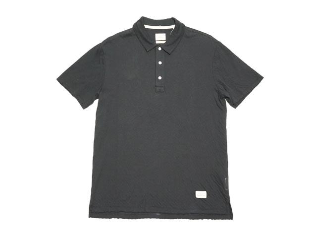 ea1171470 Rag & Bone Standard Issue rag & Vaughn standard Double Knit Polo double  knit polo (NAVY)