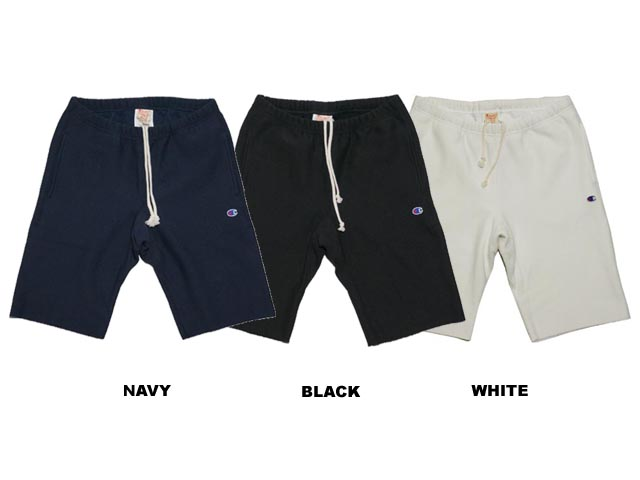 Champion Premium Reverse Weave チャンピオン プレミアムリバースウィーブ Bermuda Shorts バミューダ ショーツ