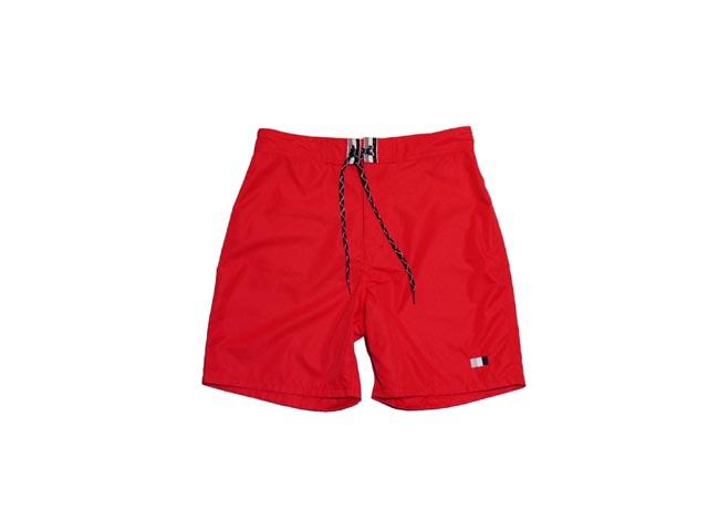 【送料無料!!】THOM. GREY × BARNEYS NEWYORK BOARD SHORTS ボード ショーツ (RED)