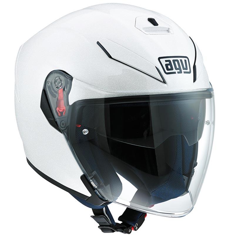 AGV(エージーブイ)ジェットヘルメットAGV K-5 JET 005-PEARL WHITE
