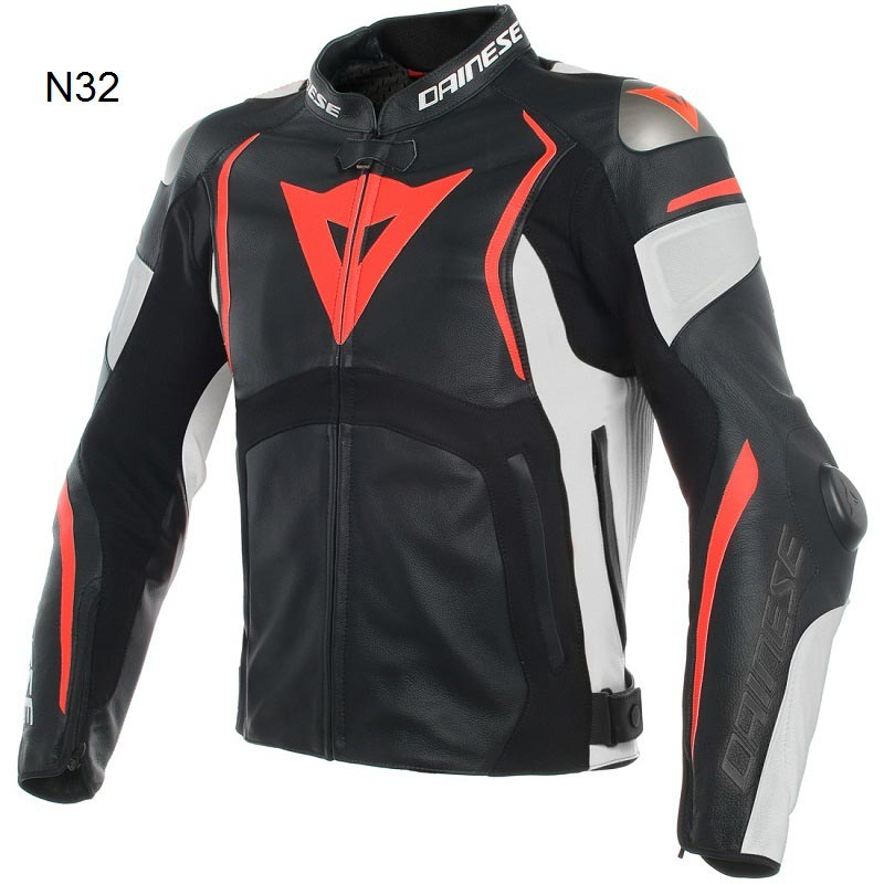 DAINESE(ダイネーゼ)MUGELLO LEATHER JACKET