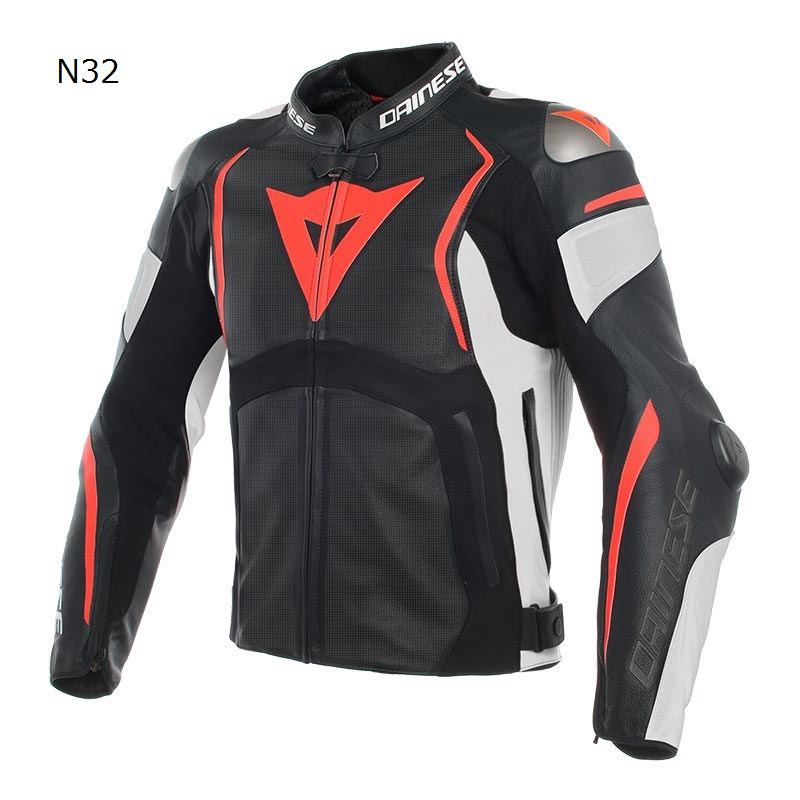 DAINESE(ダイネーゼ)MUGELLO PERF. LEATHER JACKET